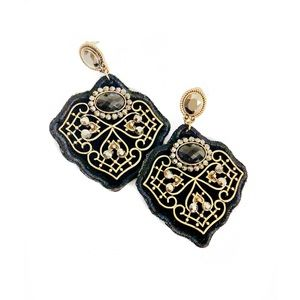 Jewelry - Vintage Inspired Statement Earrings